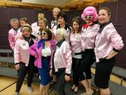 ScotianAires become the ladies from the musical Grease!